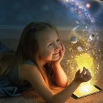 girl_with_outer_space_imagination_from_nasa